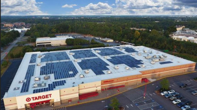 Target Installing Solar Power Systems at 5 Stores in Colorado