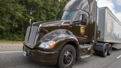 UPS Invests More Than $90 Million In Natural Gas Vehicles And Infrastructure