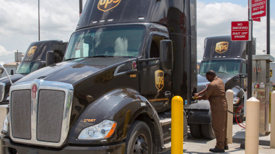 UPS' Mike Casteel on the Process of Shifting to Natural Gas Vehicles