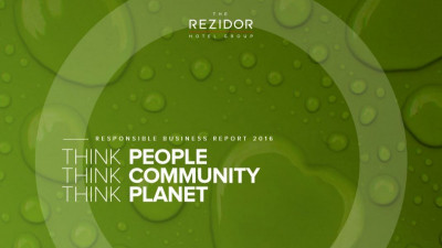 The Rezidor Hotel Group Publishes its 2016 Annual Report