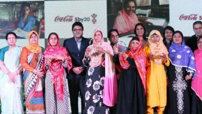 Coca-Cola Extends Women Business Centre Project