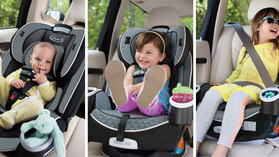 Buckle Up, Baby! Target's Car Seat Trade-in Event Starts April 17