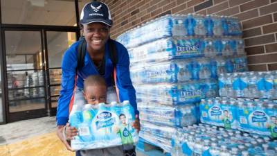 10 Million Bottles of Life-Saving Water Delivered to Communities in Need by Nestlé Waters North America and Americares