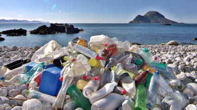 Creating the World's First Recyclable Shampoo Bottle Made with Beach Plastic