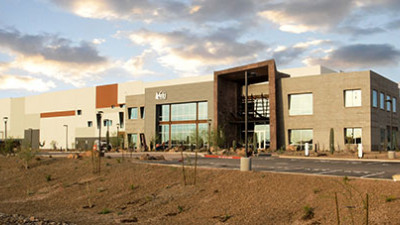 REI Distribution Center named NAIOP Project of the Year