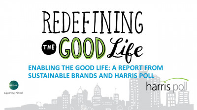 "Landmark Research Shows Americans Are Redefining The ""Good Life"""