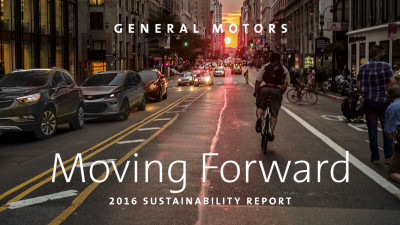Highlights from GM's Latest Sustainability Report