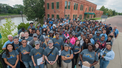 GM Student Corps Celebrates 5 Years of Enhancing Communities and Changing Young Lives