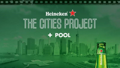 Heineken® and Tribeca Film Festival® Make a Splash with +Pool Documentary
