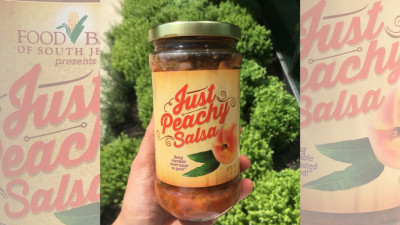 Local New Jersey Peaches Support Hunger Relief