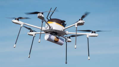 The UPS Foundation, American Red Cross And CyPhy Works Launch Disaster Relief Drone Pilot Program
