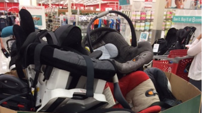Trade, Don't Toss! Target's Popular Car Seat Trade-in Program is Back