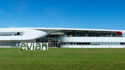 Evian®, An International Brand Building Its Future: A Carbon-Neutral Bottling Site And A Unique New Experience For Visitors