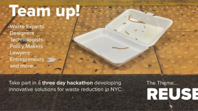 Heineken Partners with Hack: Trash: NYC for Waste Reduction