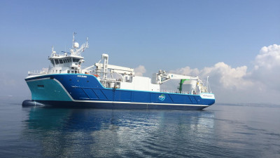 Biomar Launches a New, Highly Environmentally Friendly Vessel