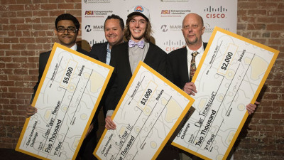 Cisco Innovation Challenge helps students launch their ventures