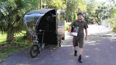 UPS To Launch eBike In Fort Lauderdale, Florida