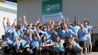 GRID Alternatives Announces Major Workforce Development Grant From Bank of America Charitable Foundation