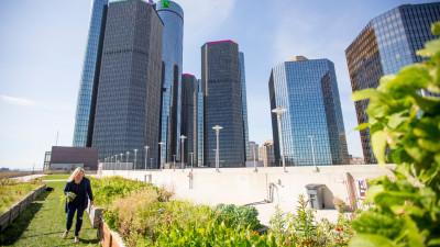 Urban Gardens Grow Detroit Communities