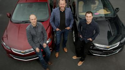 Lyft and GM Launch Express Drive Program