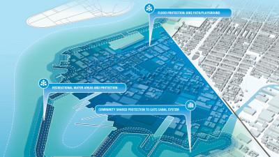 BASF reimagines urban coastal resilience in Red Hook, Brooklyn