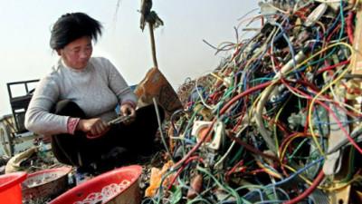 More Affordable Devices Lead to Doubling of E-Waste in China Since 2010