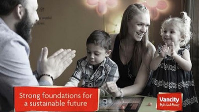 Vancity's 2015 Annual Report Outlines How Strong Foundations Can Lead to a Sustainable Future