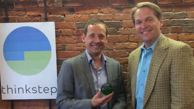 Verizon honors thinkstep with Supplier Recognition Award in Green/Sustainability Category