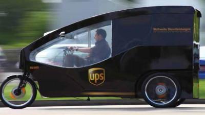 UPS Receives German Excellence Award