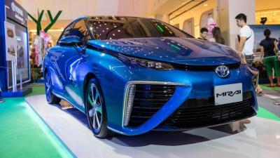Toyota Trialling Hydrogen-Fuelled Vehicles in Australia