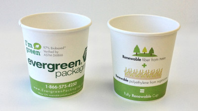 Braskem and Evergreen Packaging Partner to Introduce New Fully Renewable Cup Stock with Bio-based Polyethylene