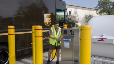 UPS Completes One Billion Miles in its 'Rolling Laboratory' Green Fleet