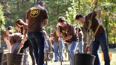 The UPS Foundation Advances Global Forestry Initiative