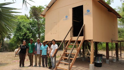 Taking Sustainability From the Home Kitchen to the Cambodian Slums