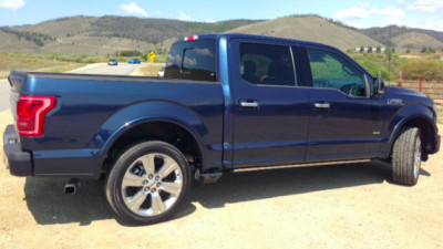 Ford F-150 Leads in Sustainability