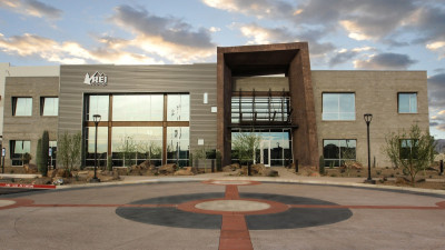 REI's New Distribution Center Designed to Be Net-Zero Energy, LEED Platinum