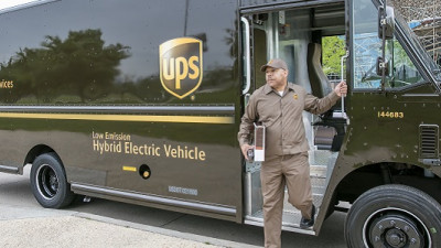 UPS Adds 200 Hybrid Electric Vehicles To Alternative Fuel Fleet