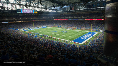 Ford Field Green Team Amps Up its Environmental Game