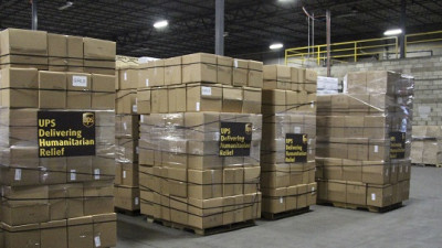 UPS Mobilizes Global Logistics Network For Hurricane Matthew With $1 Million In Financial And In-Kind Support