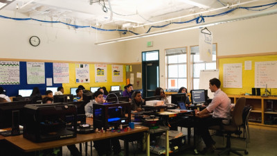 AT&T And Teach For America Expand Computer Science Opportunities To Bay Area Students