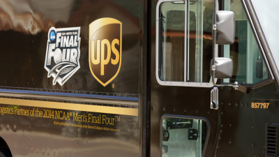 UPS and the NCAA Team up in the Fight Against Cancer
