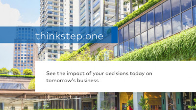 PE INTERNATIONAL Announces Rebranding as thinkstep and Introduces the thinkstep.one Technology Platform to Accelerate Sustainability for All Companies