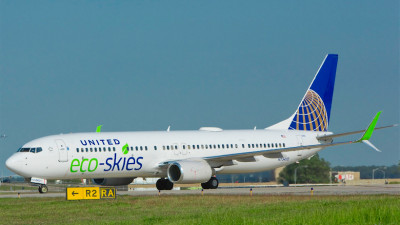 Flying on United Airlines' Eco-Skies Plane this Month? You're flying Carbon Neutral!