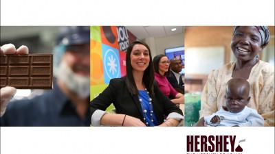 Hershey Highlights Progress in Fourth CSR Report