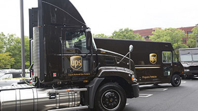 UPS Becomes Nation's Largest User of Renewable Natural Gas in Shipping Industry