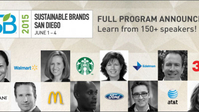 Global Brand Leaders Gathering at SB'15 San Diego to Showcase Transformative Ideas