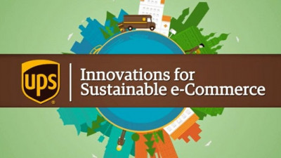 Video: UPS Innovations in Sustainable e-Commerce
