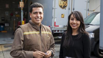 UPS Celebrates Hispanic Heritage Month