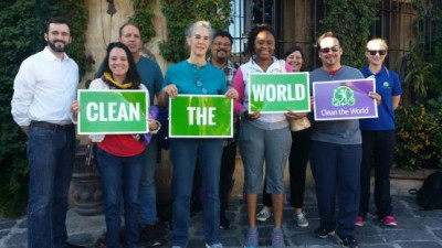 Caesars Helps to Clean the World