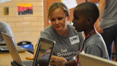 Dell Empowers Youth with Technology Access, Support and Tools to Enhance Learning